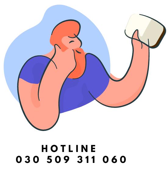 Handy Reparatur Hotline 030509311060